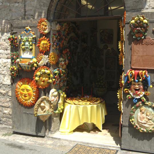 Arti e mestieri dell'Umbria