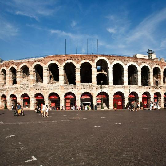 Veronas amfiteātris