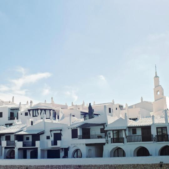 Binibeca Stadt