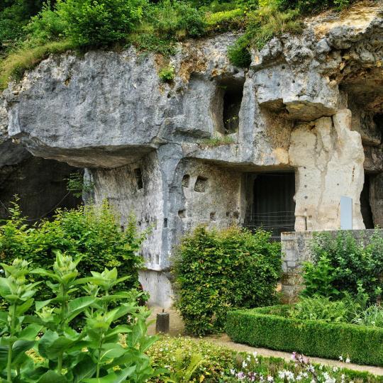 Prehistorische tour van Brantôme