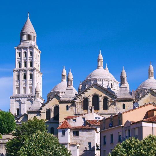 Medieval town of Périgueux
