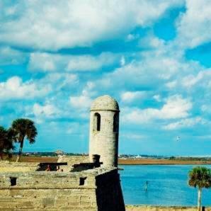 Vieille ville de Saint Augustine
