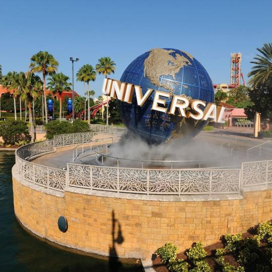 """Orlando pramogų parkas """"Universal Orlando"""""""