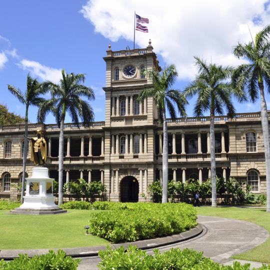 The Korean Palace of Honolulu Book I Mina