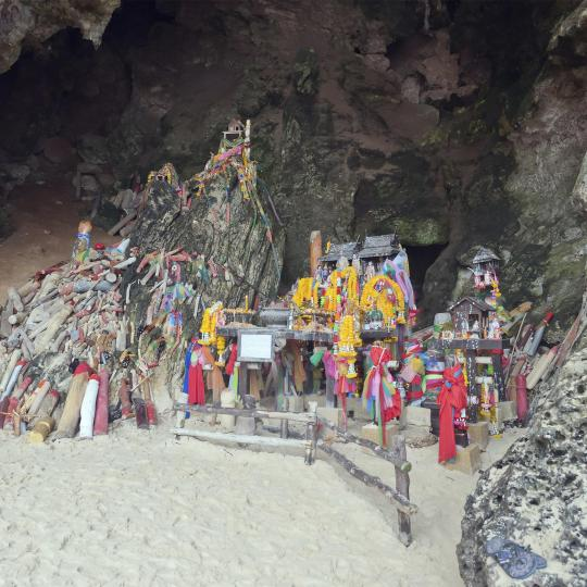 Phra Nang-grot