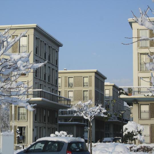 Het stadscentrum van Le Havre