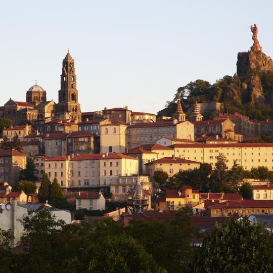 Le Puy-en-Velay, Patrimoniu Mondial UNESCO