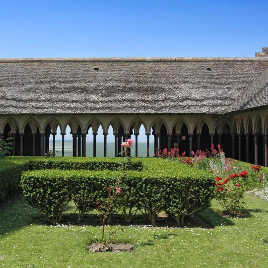 Mont Saint-Michel Abbey