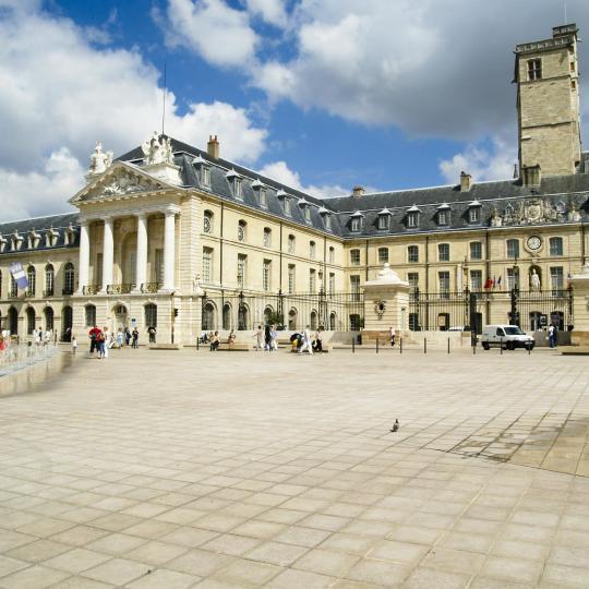 Denkmäler in Dijon