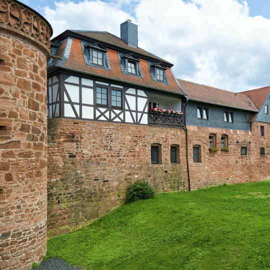 Mittelalterliche Festung Büdingen
