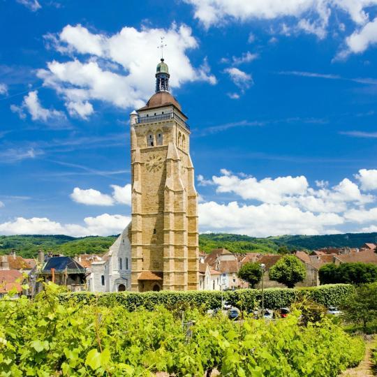 Wijntoerisme in Arbois