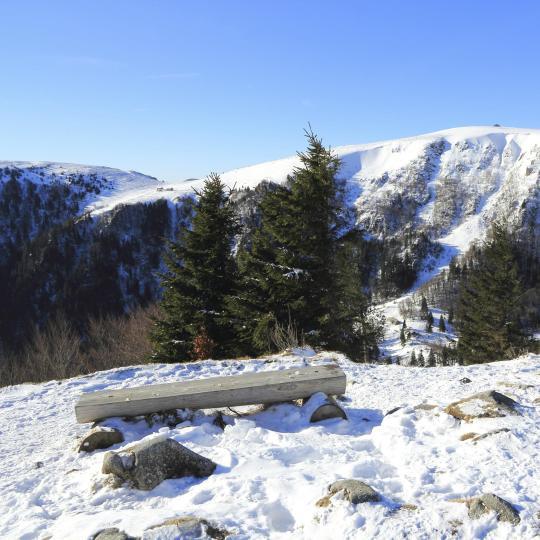 Skifahren in Gérardmer