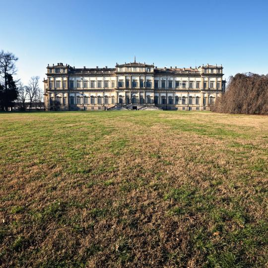 Königliche Villa von Monza