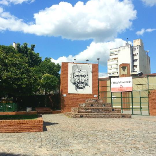 Che Guevara's birthplace