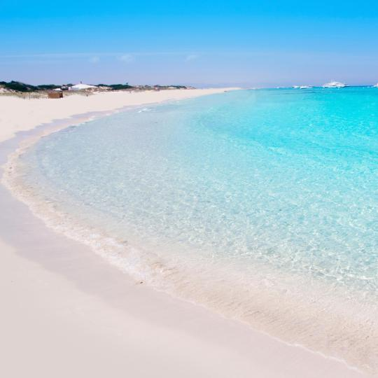 Пляж Ильетас