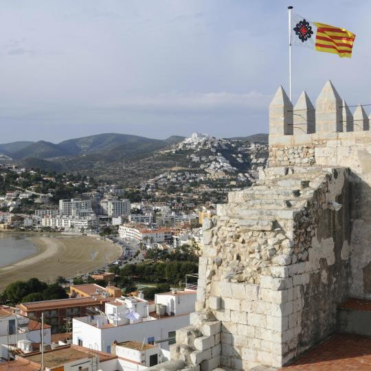 Burg von Peñíscola