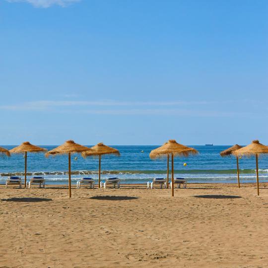 Strand Playa Moro de Gos