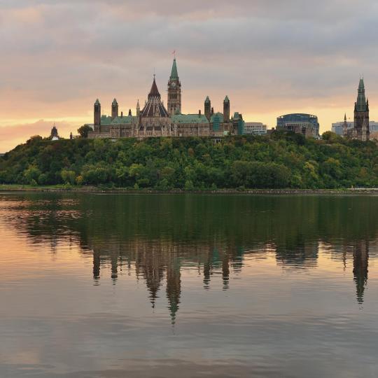 Parliament Hill: esplorando la storia del Canada