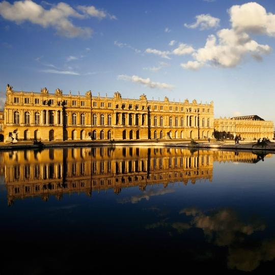 Visit the Palace of Versailles