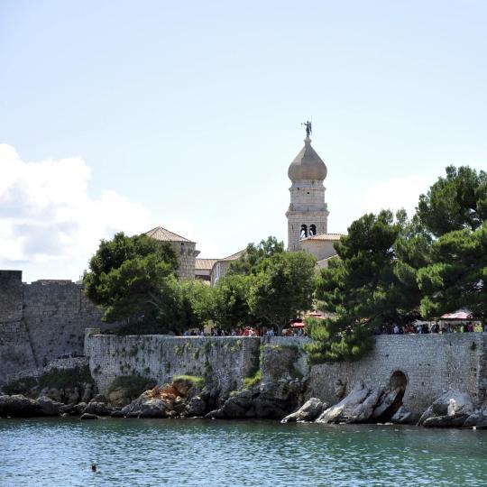 Altstadt von Krk