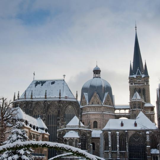 Ein Besuch in Aachen: Königlicher Kurort