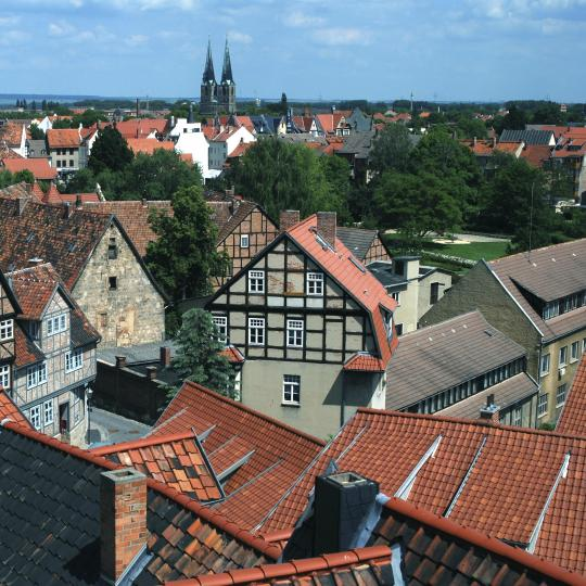Visit Quedlinburg: Germany's first capital
