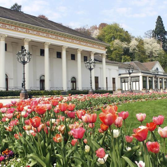 Machen Sie Ihr Spiel im Casino Baden-Baden