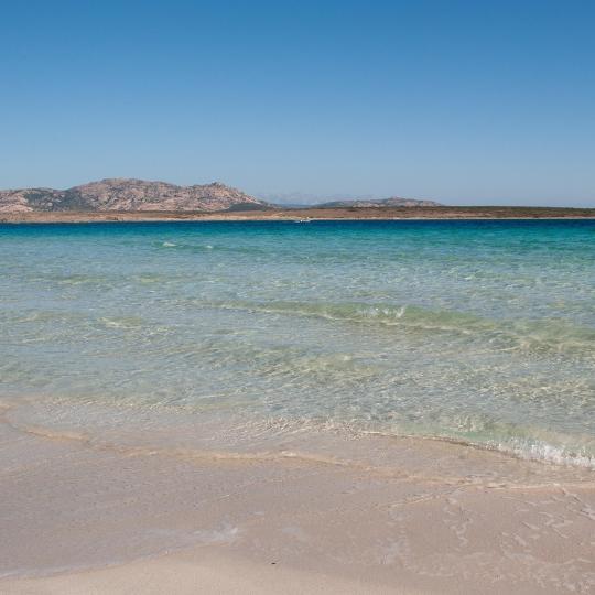 Emeraldo krantas ir Stintino pusiasalis