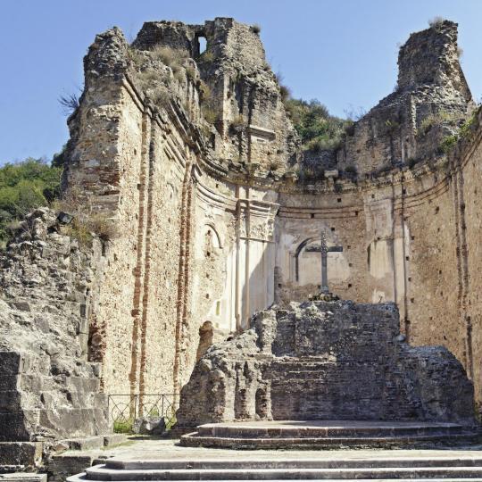 In die archäologischen Wunder Kalabriens eintauchen