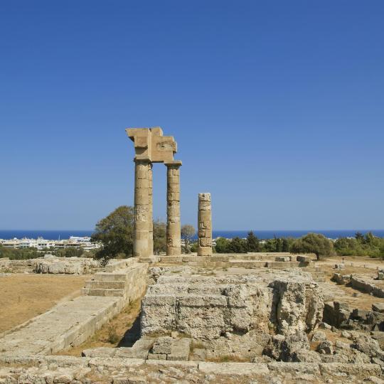 Акрополь Ялиссоса
