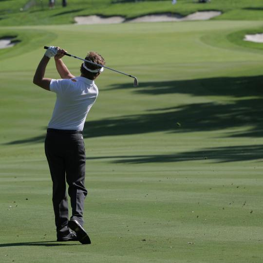 A golfing wonderworld