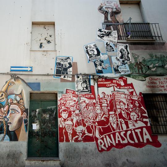 Peintures murales d'Orgosolo