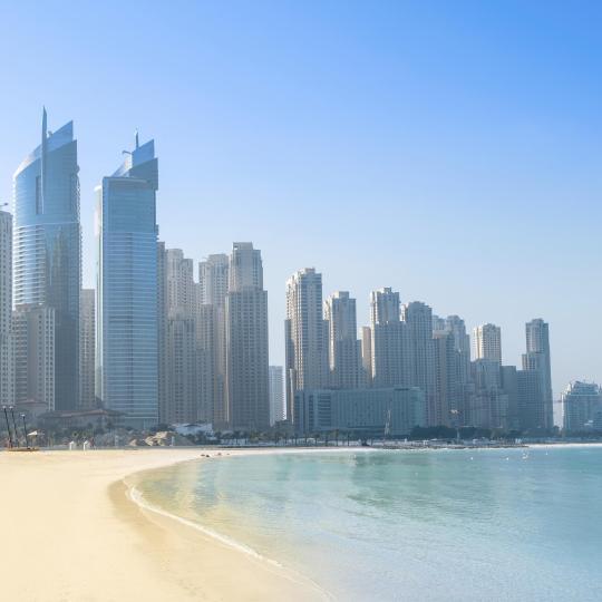 The Beach at Jumeirah Beach Residence