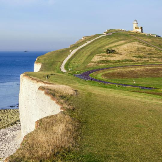 Outdoor activities at Seven Sisters Country Park