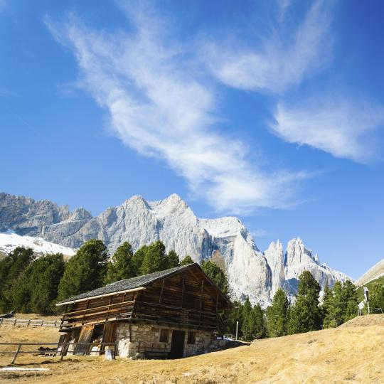 The Adamello Brenta Natural Park