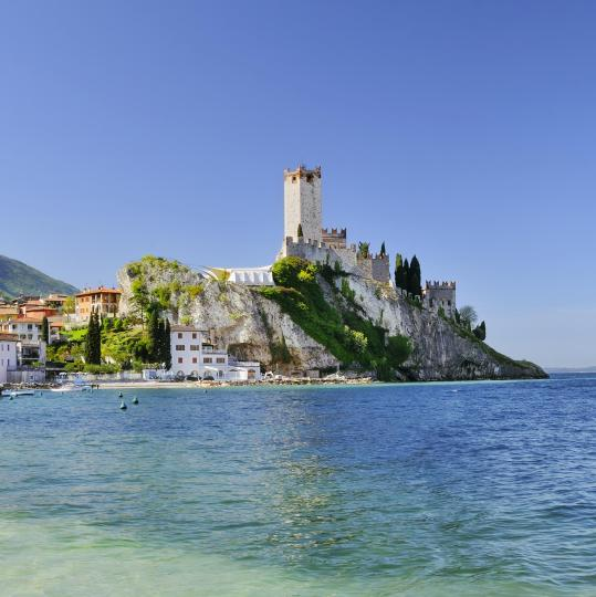 Lake Garda: pretty towns and watersports