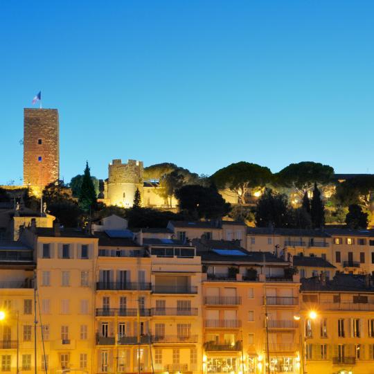 Explore Cannes' Old Quarter
