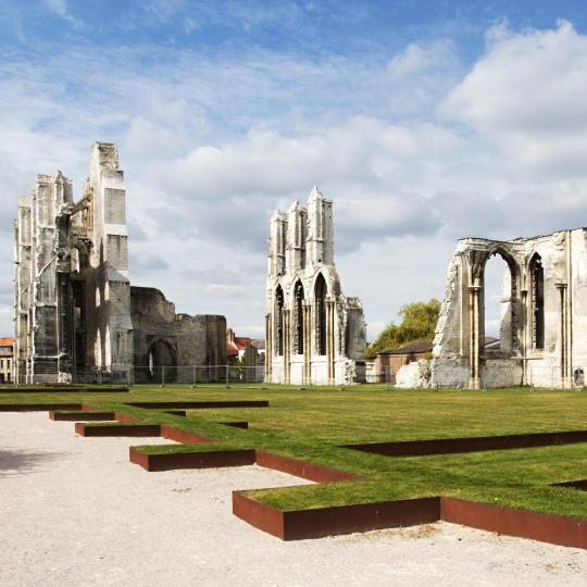 Be charmed by Saint-Omer