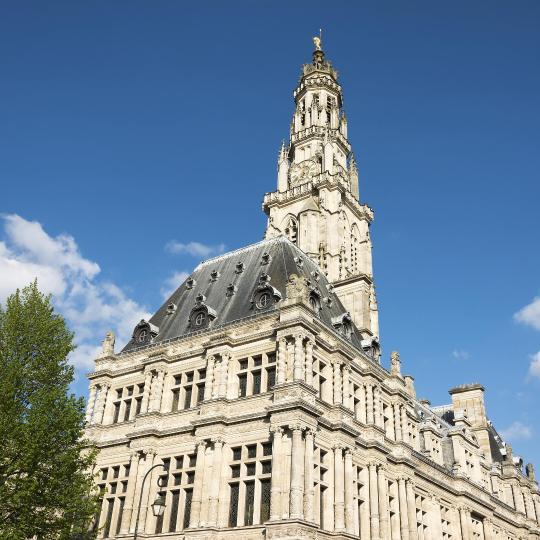 UNESCO-listed Belfries of Flanders
