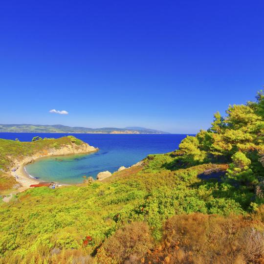 Hiking Skiathos