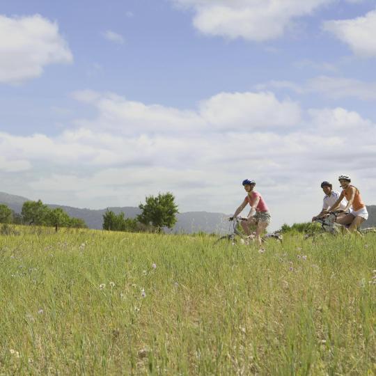 Cycling tours around Sithonia