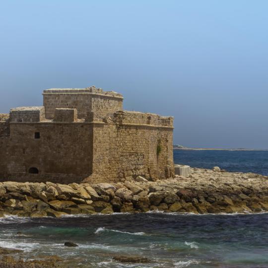 El Castillo de Pafos