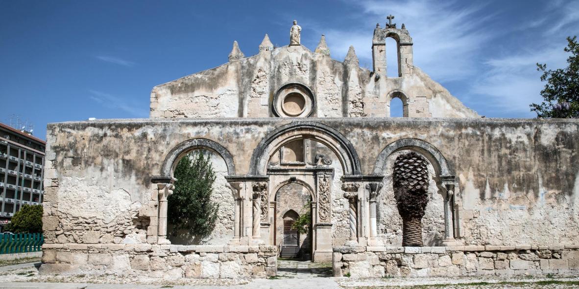 Catacumbas de San Giovanni