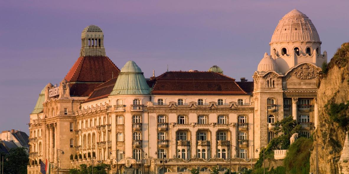 Hotel Gellért Building