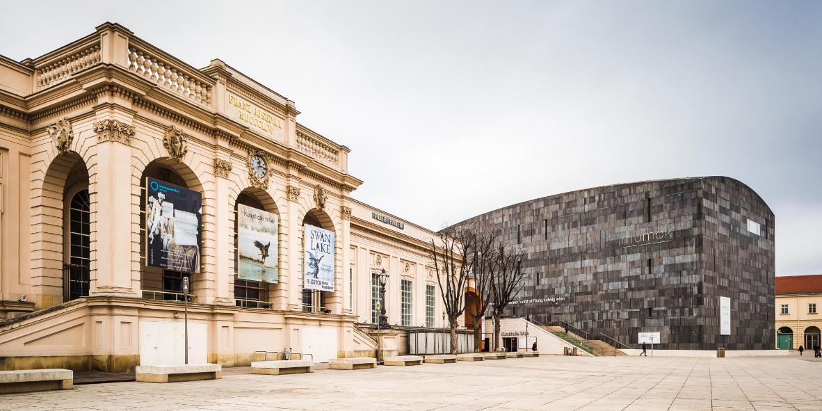 Modernaus meno muziejus (MUMOK)