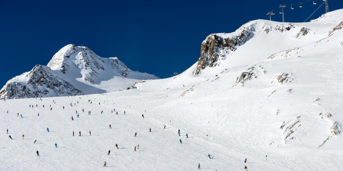 Tiefenbachkogel mountain