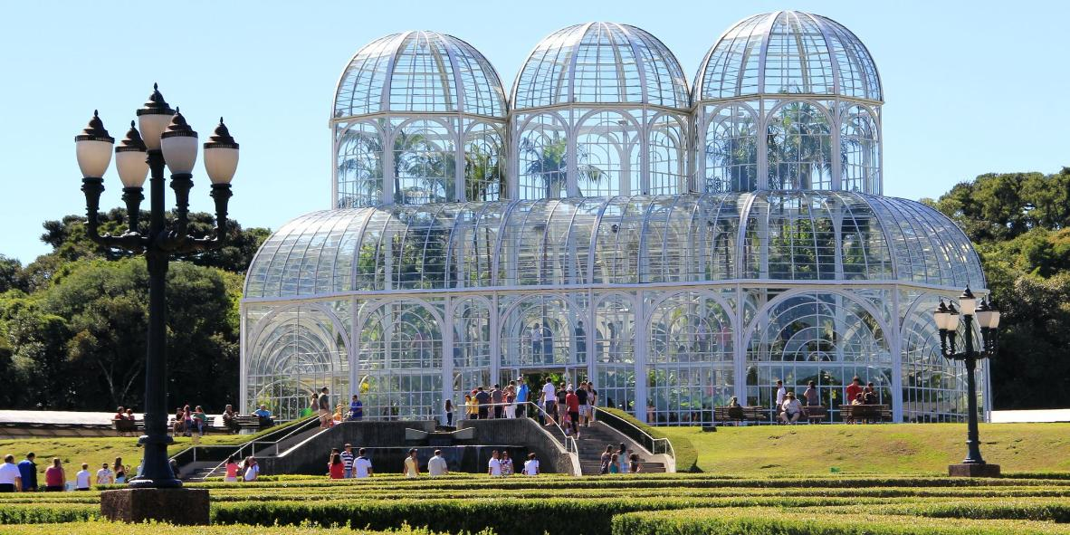 Greenhouse of the Botanical Garden