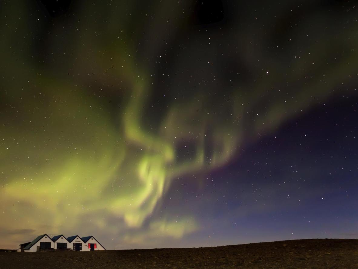 Take advantage of all the activities the Arctic has to offer while chasing the northern lights