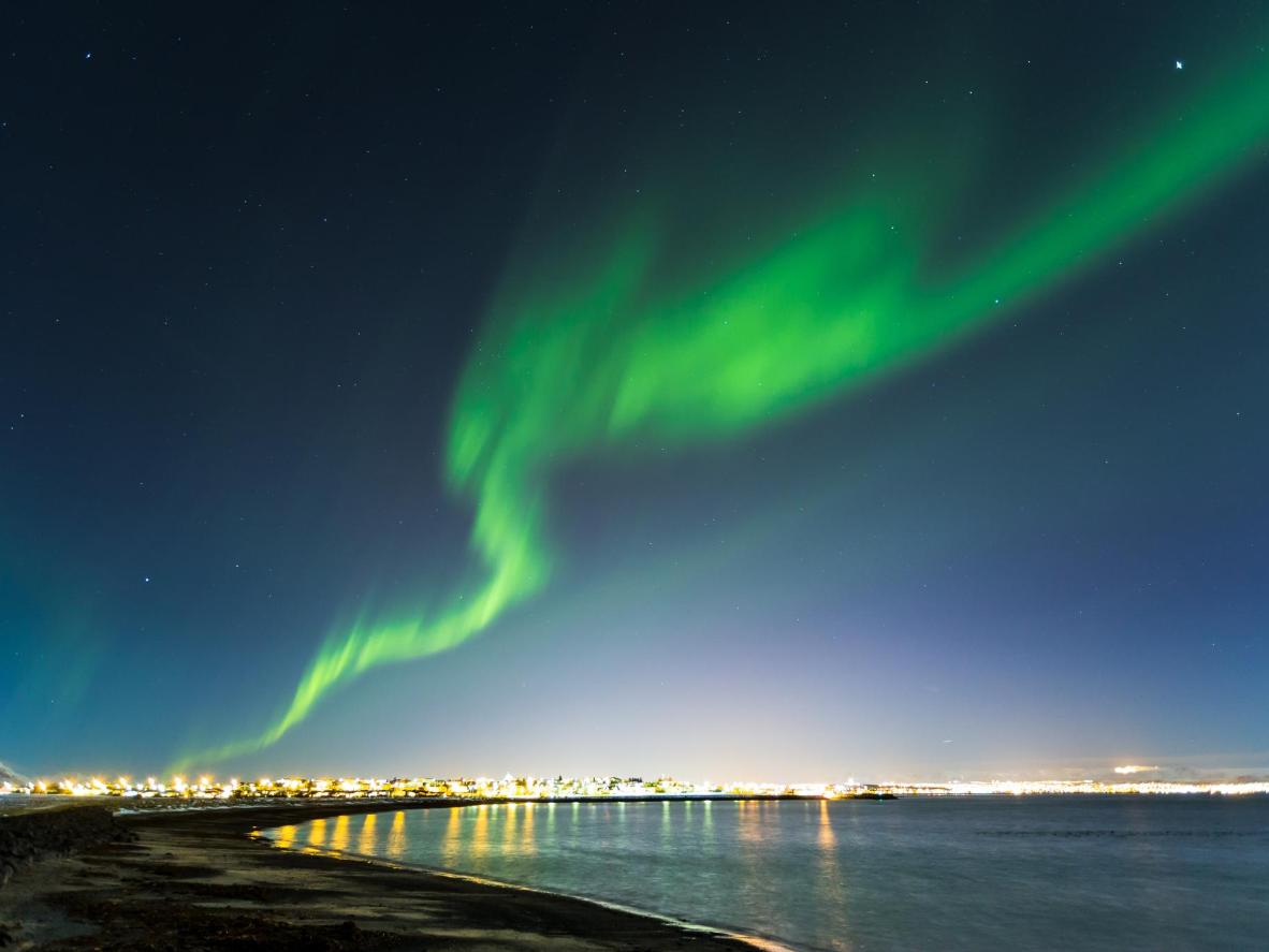 Capture your northern lights exprience with a good quality DSLR