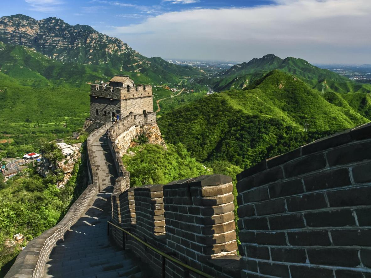A staggering 5,164 steps is just one of the challenges to expect on the Great Wall Matahon